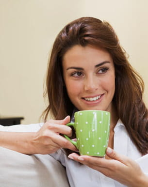 certaines lectrices utilisent le marc de leur café comme gommage.