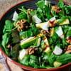 courgettes marinees en salade