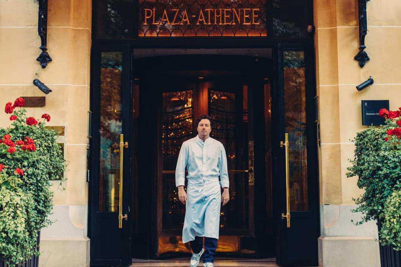 Jean Imbert: de Top Chef au Plaza Athénée