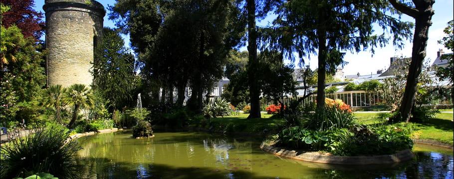 Le jardin exotique : un petit coin de paradis
