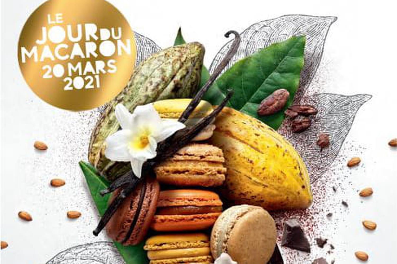 Jour du macaron: un 20mars est gourmand et solidaire