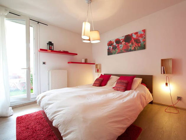 Une chambre cocooning