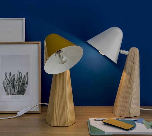 lampe cotapi de la redoute int rieurs. Black Bedroom Furniture Sets. Home Design Ideas
