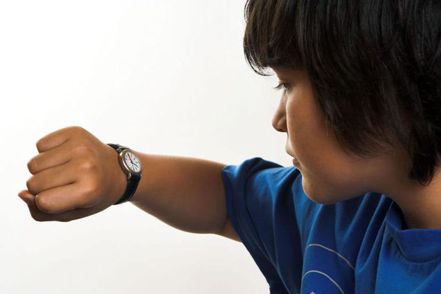 A quel âge acheter une montre à un enfant ?