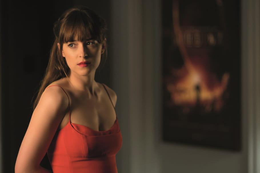 """Look beauté d'Anastasia Steele: la maquilleuse de """"50Nuances plus sombres"""" nous dit tout"""
