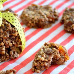 biscuits tendres aux céréales