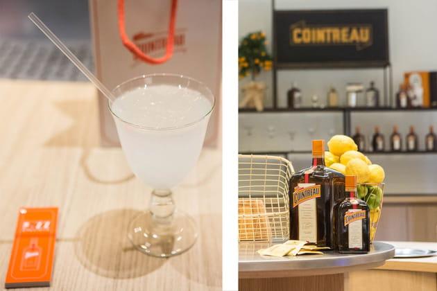 Une liqueur à cocktails