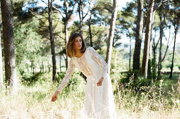 Robe de mariée Gisèle, Lorafolk
