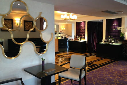 L'Executive Lounge, le luxe jusqu'au-boutiste