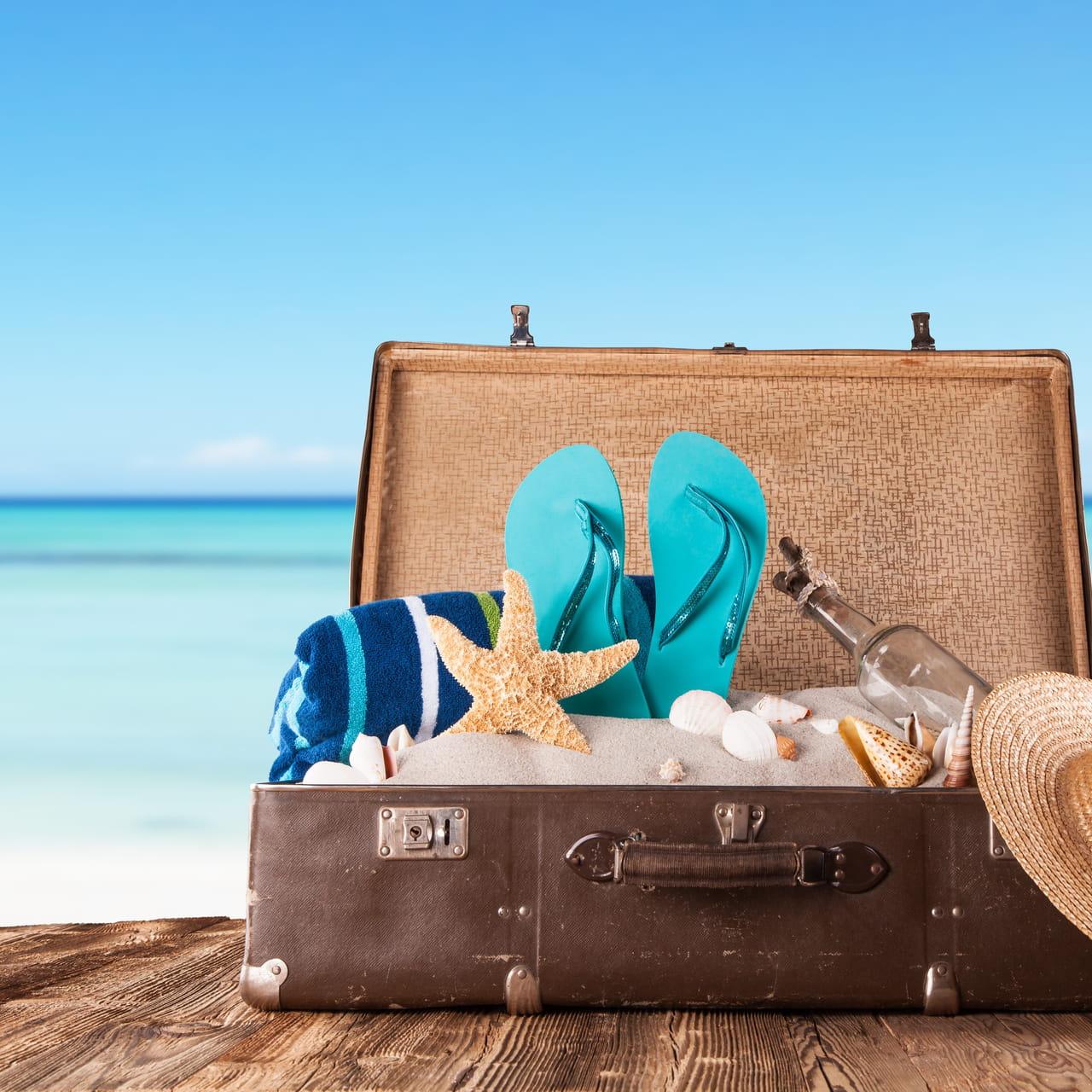 552ffff3358d60 Comment bien faire sa valise pour partir en vacances au soleil ?
