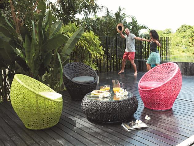 Salon de jardin Durban de Maisons du Monde