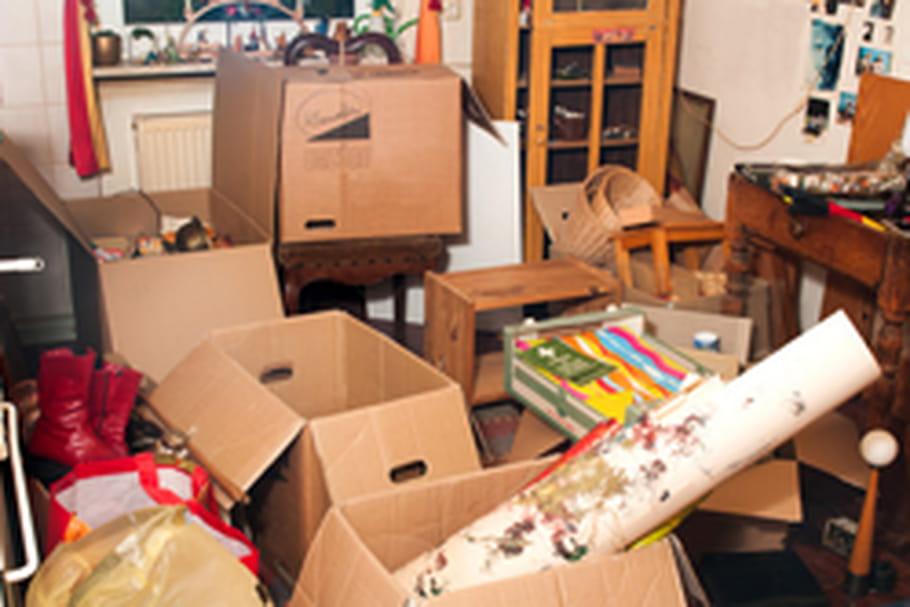 Faire de la place dans la maison AVANT Noël