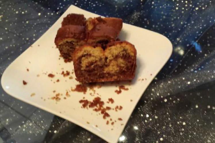 Marbré praliné-pistache