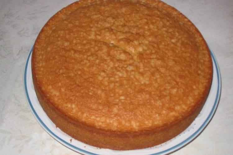 Gâteau au vin blanc de grand-mère