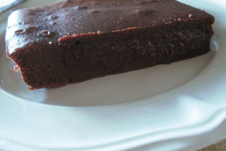 Gâteau au chocolat Cindy's