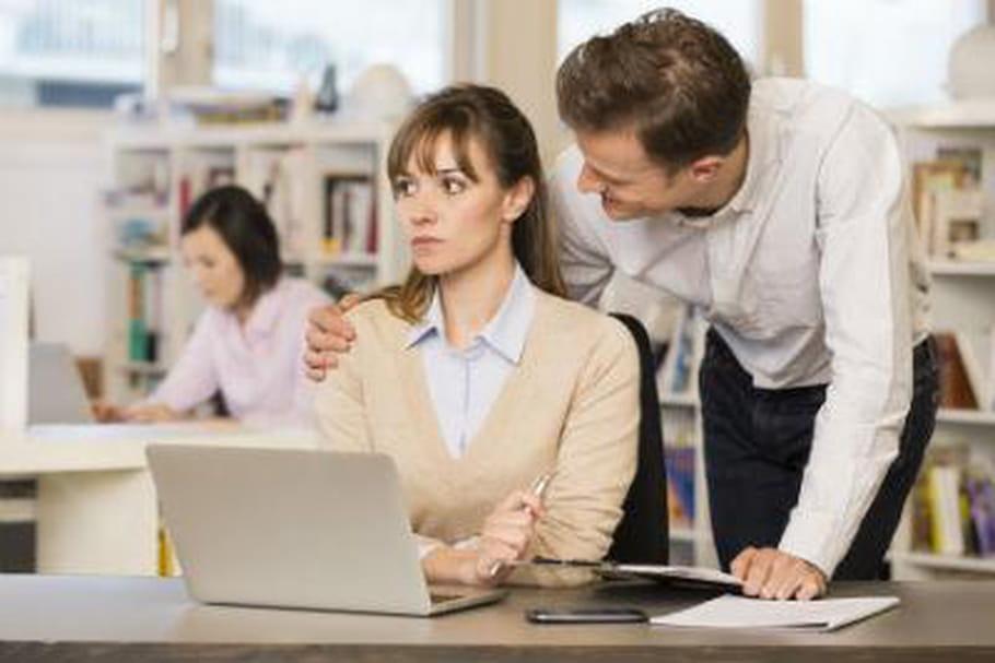 1 femme sur 5, harcelée au travail
