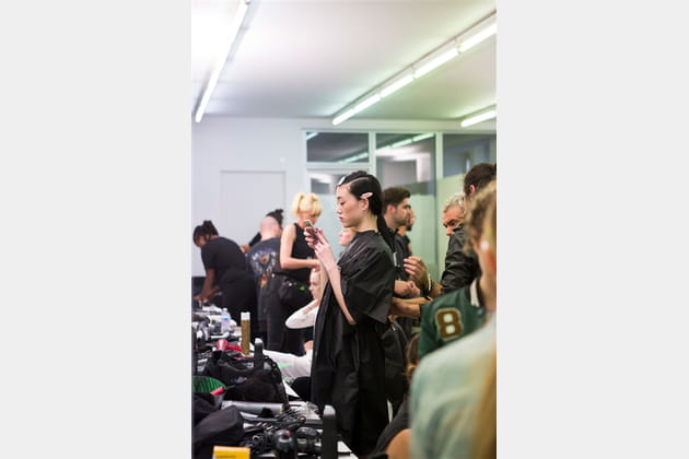 Prada (Backstage) - photo 4
