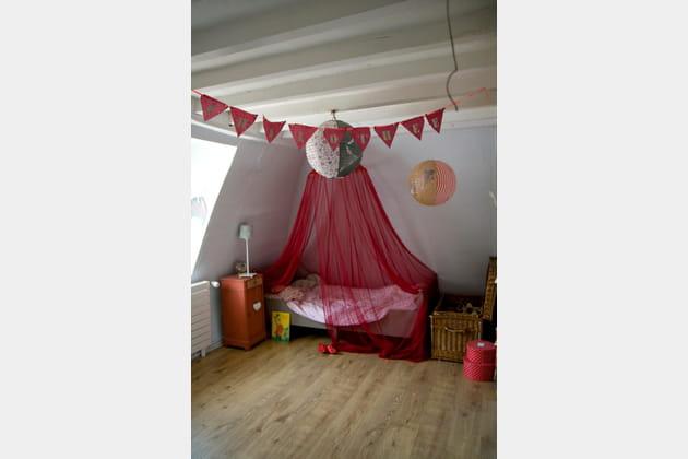 ciel de lit de princesse. Black Bedroom Furniture Sets. Home Design Ideas