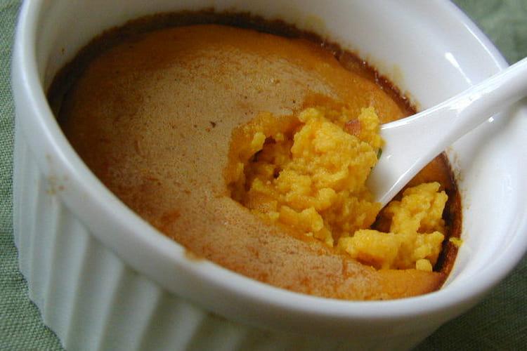 Crème aux oeufs et à l'orange