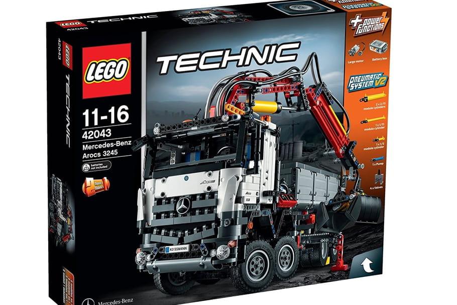 Meilleurs Lego Technic: notre sélection au top pour petits et grands