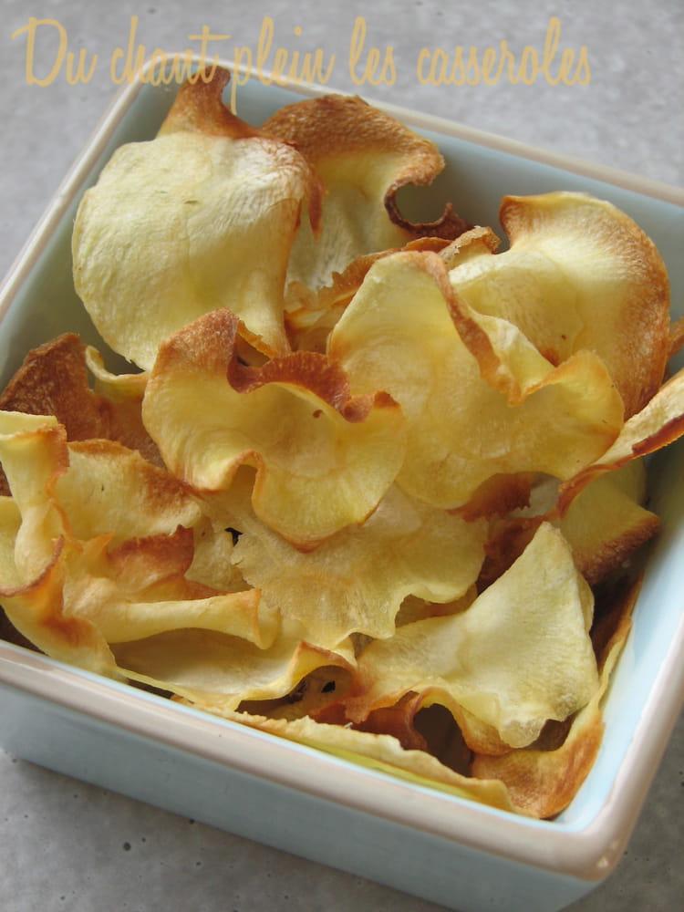 recette de pétales croustillants de panais : la recette facile