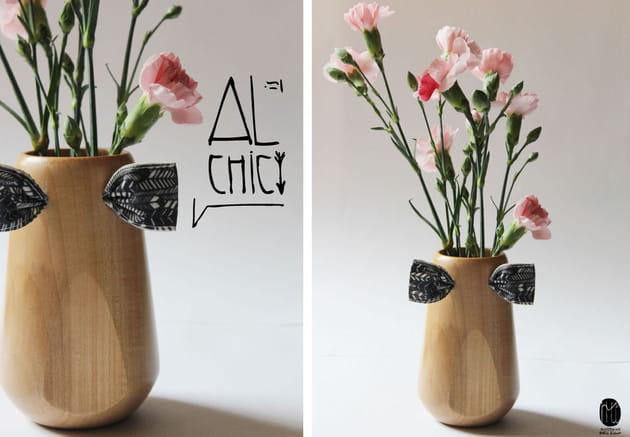 aurelie richard designer vase al is chic noir