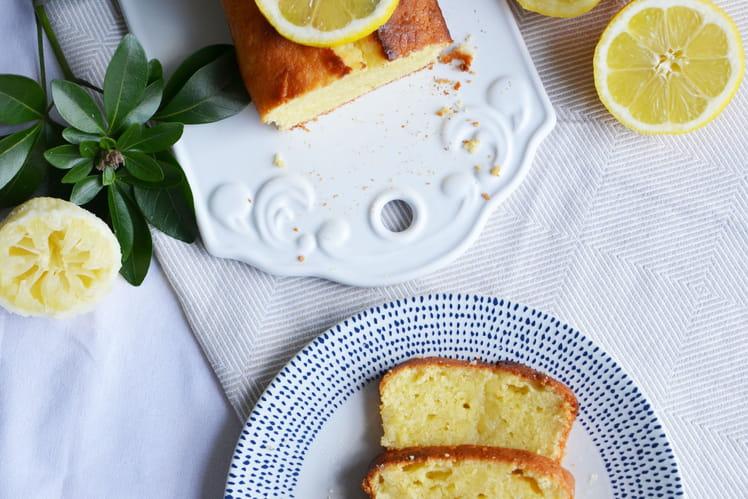 Cake au citron comme à Londres
