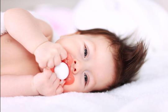 Tétines bébé: les meilleures sucettes pour bébé