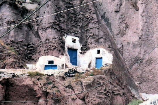 Maisons troglodytes