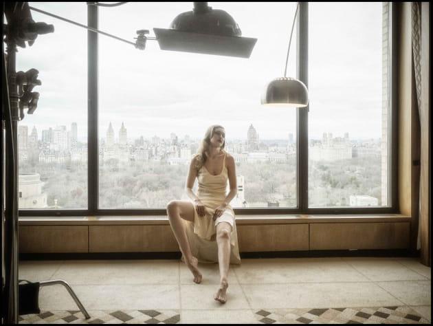 Gigi Hadid, solaire