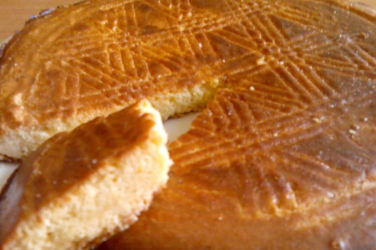 Gâteau breton traditionnel