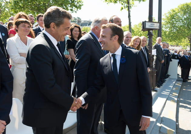 Emmanuel Macron: sa folle journée du 8mai