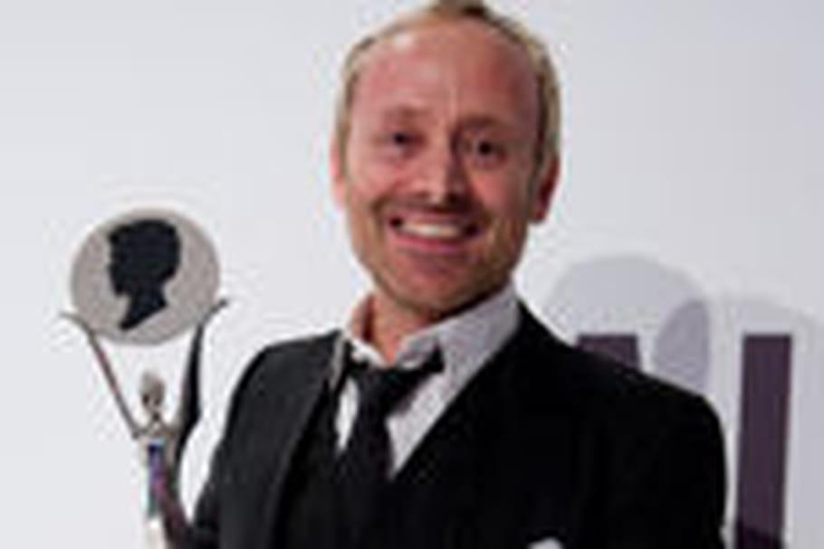 Mario Lopes, élu meilleur coiffeur de l'année aux Hairdressing Awards 2011
