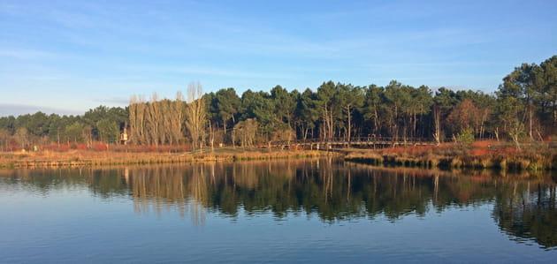 Lac du Bois aux Daims