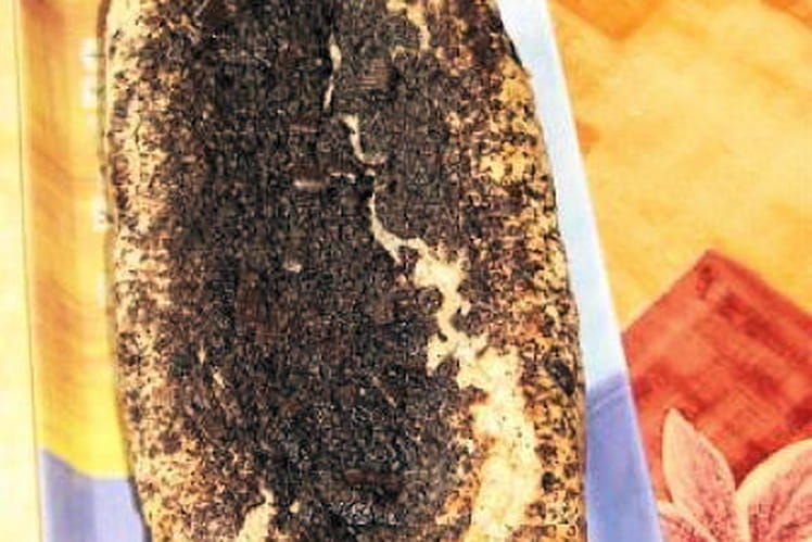 Gâteau au fromage blanc et à la noix de coco
