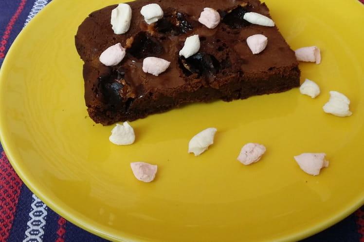 Brownie aux chamallow