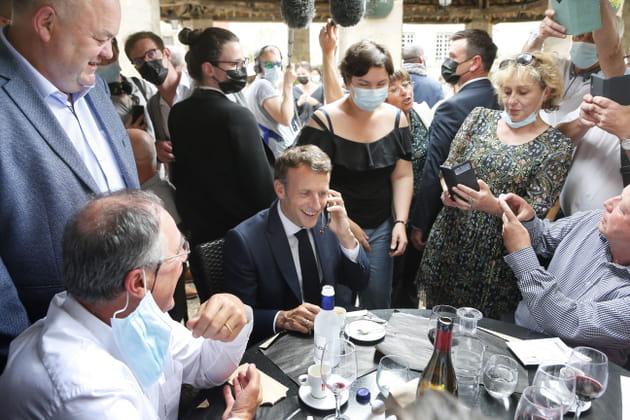 Macron, Pécresse, Mélenchon, Dati... de sortie, EN PHOTOS