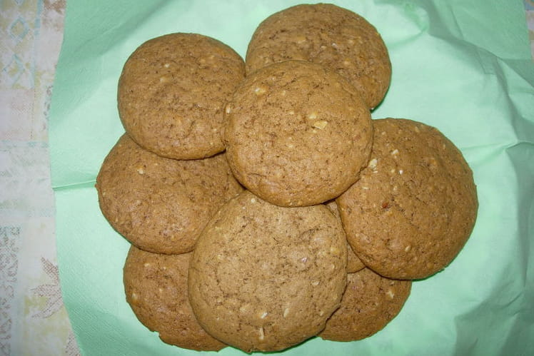 Speculoos tendres