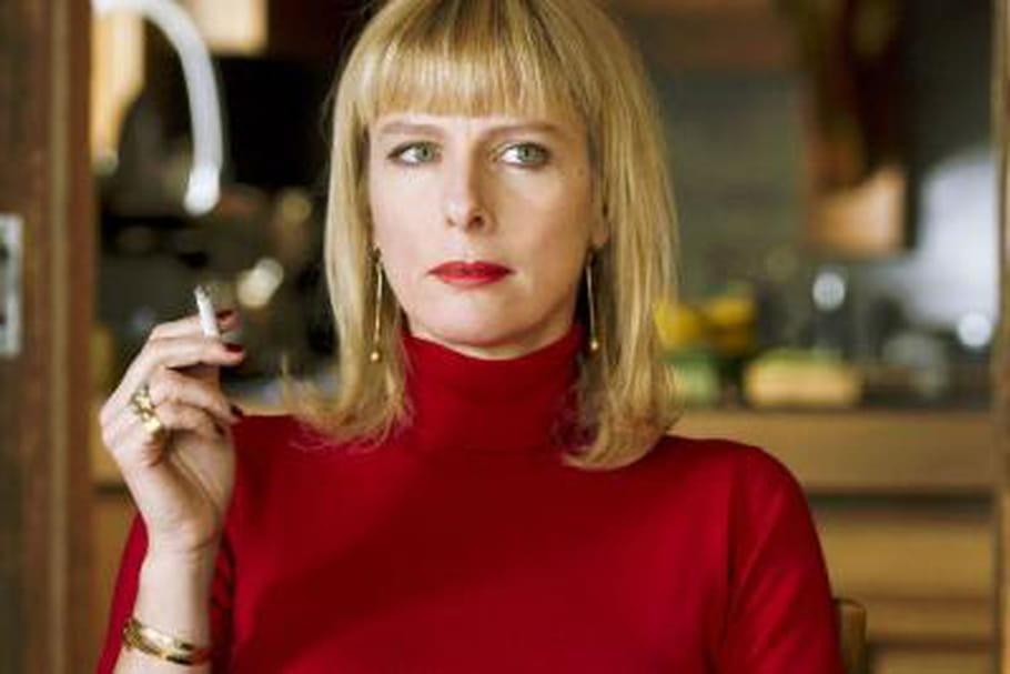 """Karin Viard : """"Je suis assez sauvage"""""""