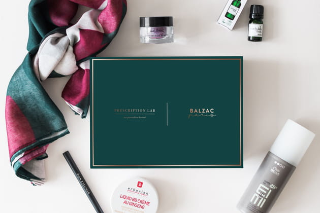 Box Prescription Lab x Balzac Paris