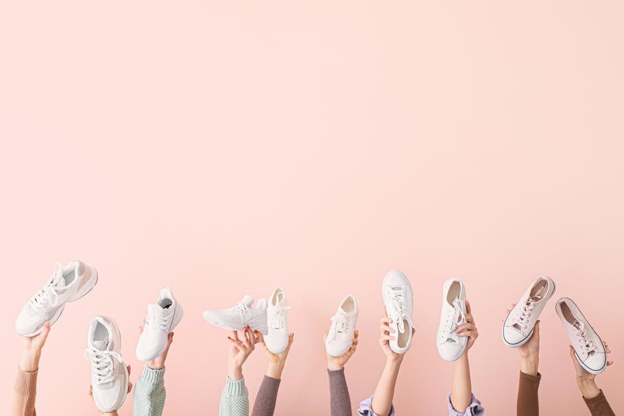 Baskets femme: les meilleurs modèles à shopper