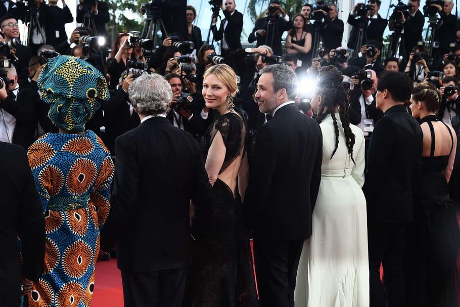 Le Festival de Cannes 2018s'est ouvert avec grâce