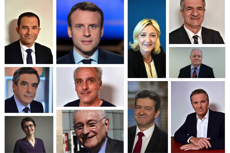 Macron, Fillon, Mélenchon, Le Pen...: leurs chansons préférées