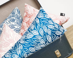 coussins 'central park' de miss print