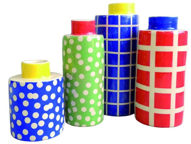 Vases design par Ken Eardley chez Home autour du monde