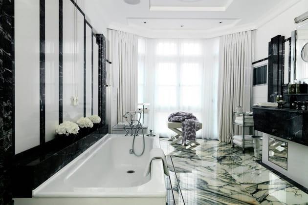 Hôtel Le Claridge's à Londres avec une suite signée Diane Von Fürstenberg