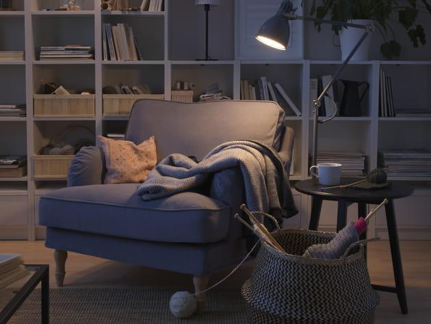 Lampadaire Aröd d'Ikea