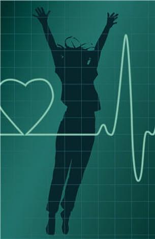 l'épreuve d'effort permet de voir comment réagit le cœur à l'effort.
