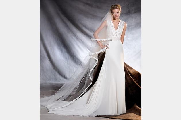 Robe de mariée Orobia, Pronovias