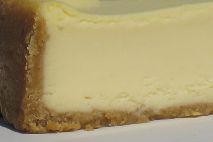 Cheesecake ultra léger